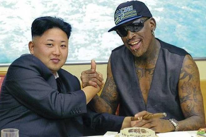 Cuu sao bong ro My 'ban than' ong Kim Jong Un bi bat hinh anh
