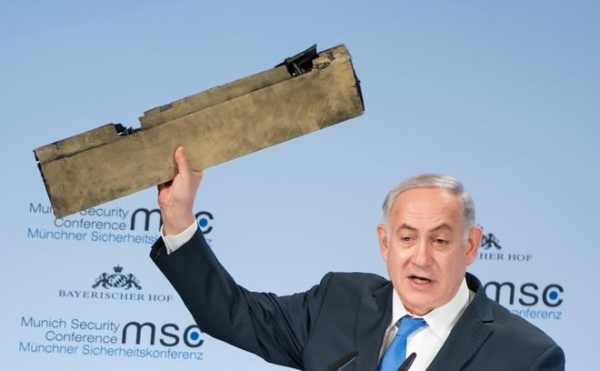 Netanyahu canh cao Iran: 'Dung thu quyet tam cua Israel' hinh anh