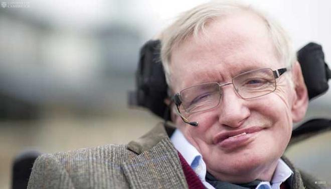 Tro cot Stephen Hawking duoc chon gan Newton va Darwin hinh anh