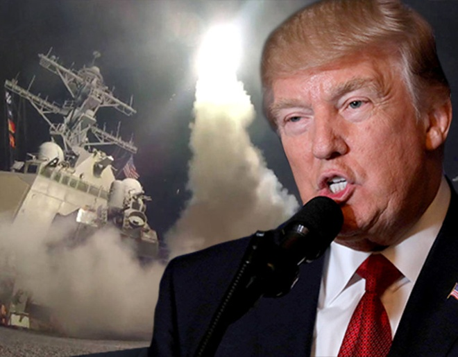'Gia lon phai tra': Dang sau quyet dinh tan cong Syria cua Trump hinh anh