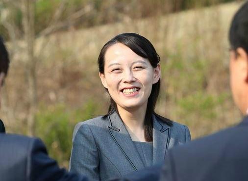 Hau truong cuoc gap lich su cua Kim Jong Un va TT Han Quoc hinh anh