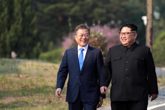 CNN: Kim Jong Un dong y gap Trump tai khu phi quan su DMZ hinh anh 1
