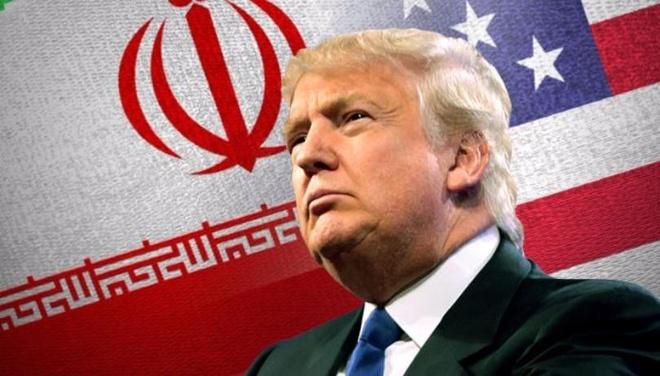 Trump hom nay cong bo quyet dinh ve thoa thuan hat nhan Iran hinh anh