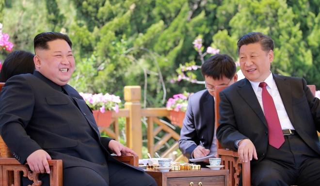Trump: Kim Jong Un doa bo hoi nghi la vi ong Tap hinh anh 2