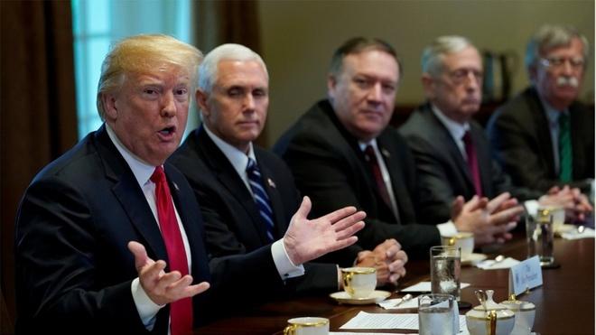 Trump: Kim Jong Un doa bo hoi nghi la vi ong Tap hinh anh 1
