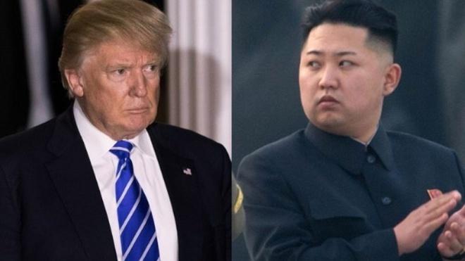 Trump: Kim Jong Un doa bo hoi nghi la vi ong Tap hinh anh