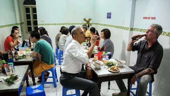 He lo nguyen nhan cai chet cua dau bep toi Viet Nam cung Obama hinh anh 2