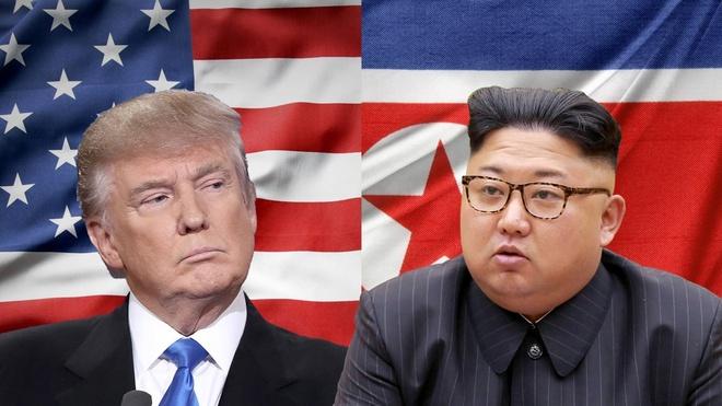 Trump va Kim co the dat dau cham het cho Chien tranh Trieu Tien? hinh anh