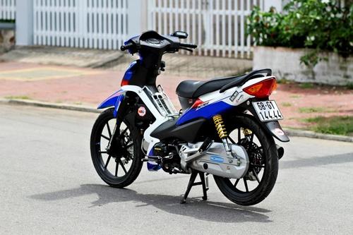 Honda Wave RS độ phong cách freestyle