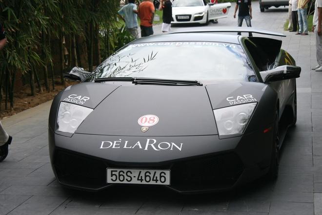 Ve dep sieu xe Lamborghini trieu USD cua Minh 'nhua' hinh anh 8
