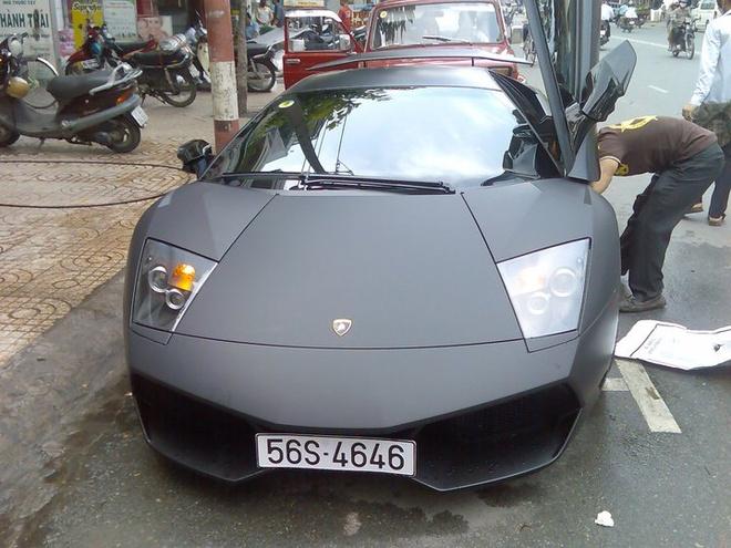 Ve dep sieu xe Lamborghini trieu USD cua Minh 'nhua' hinh anh 2