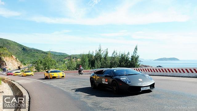 Ve dep sieu xe Lamborghini trieu USD cua Minh 'nhua' hinh anh 6