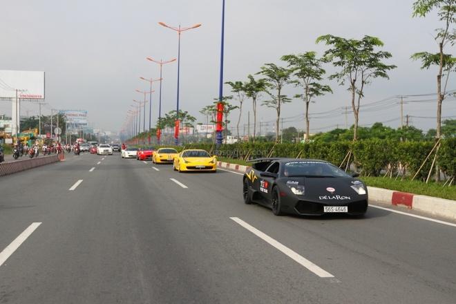 Ve dep sieu xe Lamborghini trieu USD cua Minh 'nhua' hinh anh 5