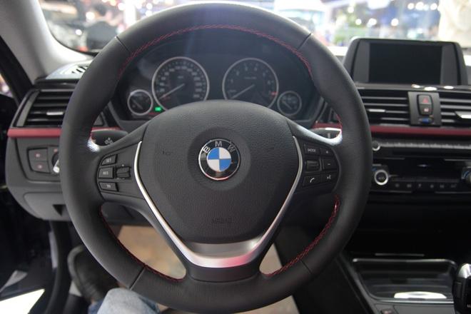 Anh chi tiet BMW series 4 coupe vua ra mat o Viet Nam hinh anh 10