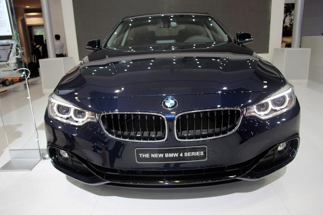Anh chi tiet BMW series 4 coupe vua ra mat o Viet Nam hinh anh 3