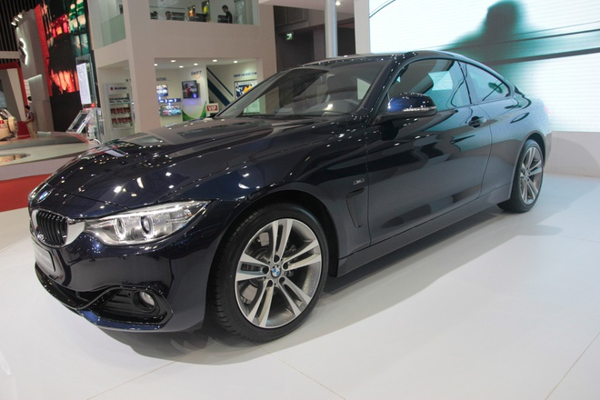 Anh chi tiet BMW series 4 coupe vua ra mat o Viet Nam hinh anh 1