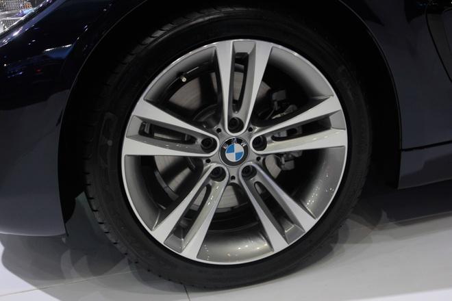 Anh chi tiet BMW series 4 coupe vua ra mat o Viet Nam hinh anh 4