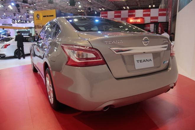 Doi thu cua Honda Accord tai VMS 2013 co gi dac biet? hinh anh 2