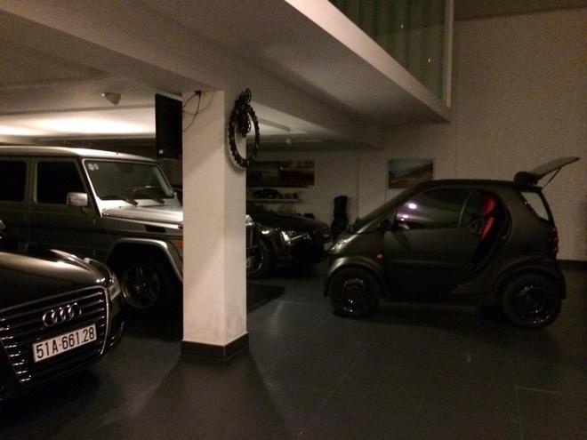 Cuong 'do-la' khoe xe dia hinh Mercedes ham ho hinh anh 2