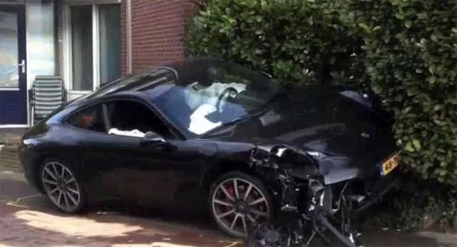 Nhung vu tai nan kinh hoang lien quan den xe Porsche hinh anh 3