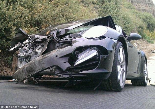 Nhung vu tai nan kinh hoang lien quan den xe Porsche hinh anh 6