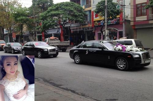 5 dam cuoi voi dan xe sang khung nhat Viet Nam 2013 hinh anh