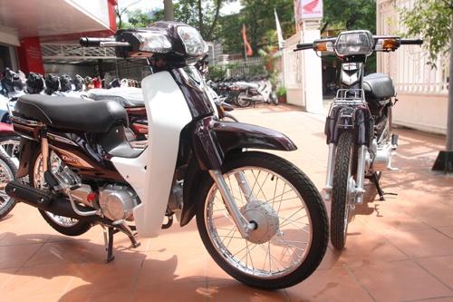 Loat xe so Honda am tham ra mat o Viet Nam nam 2013 hinh anh