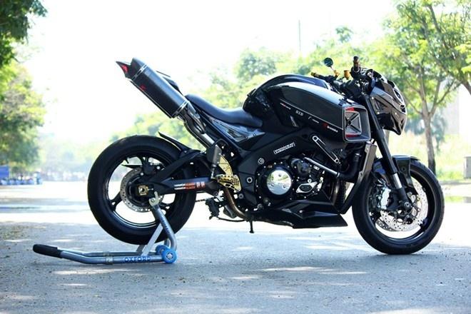 10 mau moto do 'hot' nhat Viet Nam nam 2013 hinh anh