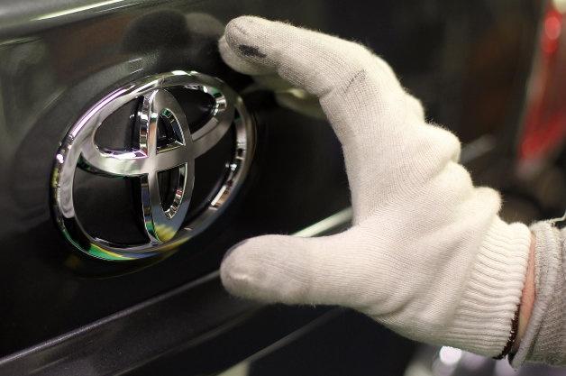 Toyota lan thu hai tro thanh hang xe ban chay nhat the gioi hinh anh