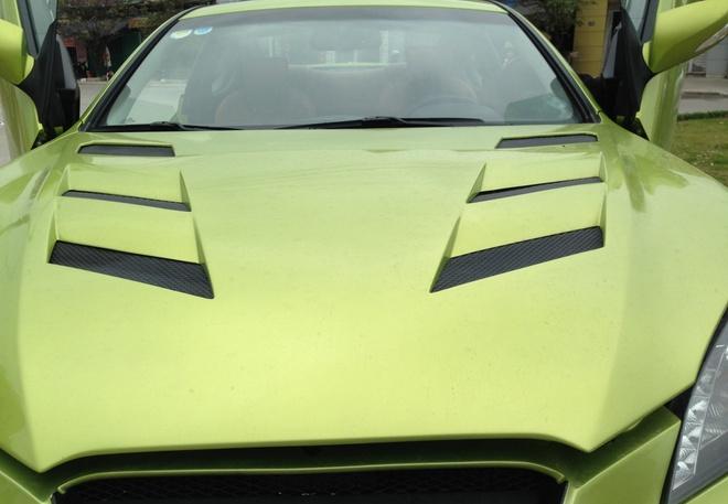 Hyundai Genesis do cua cat keo Lamborghini o Thanh Hoa hinh anh 3