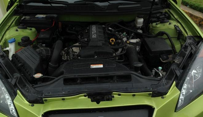 Hyundai Genesis do cua cat keo Lamborghini o Thanh Hoa hinh anh 7