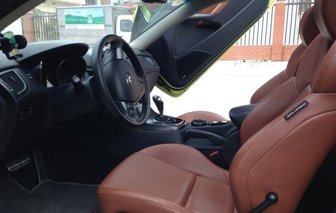 Hyundai Genesis do cua cat keo Lamborghini o Thanh Hoa hinh anh 5