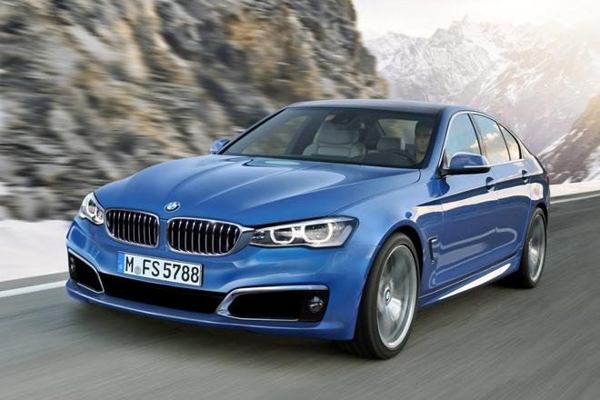 BMW 5-series 2017 co gia khoi diem hon 54.000 USD hinh anh