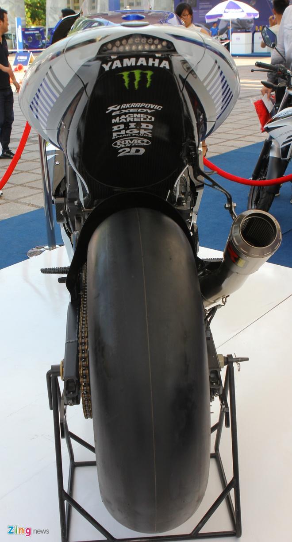 Hinh anh xe dua Yamaha M1 gia 20 ty dong o Ha Noi hinh anh 3