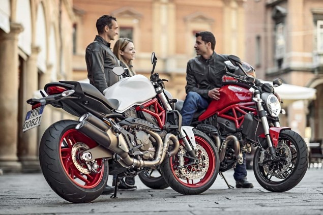 Ducati trinh lang Monster 821 gia gan 11.000 USD hinh anh 8