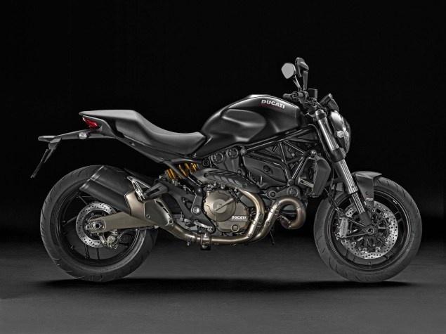Ducati trinh lang Monster 821 gia gan 11.000 USD hinh anh 6