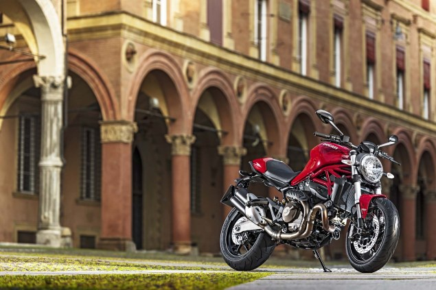 Ducati trinh lang Monster 821 gia gan 11.000 USD hinh anh 7