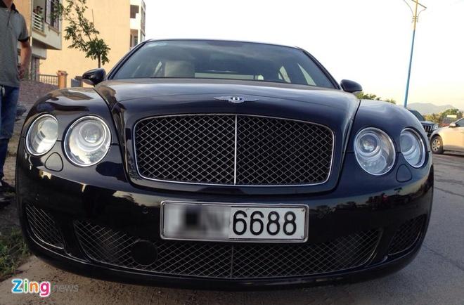 Rolls-Royce, Bentley gop mat trong dam cuoi sieu sang dat Mo hinh anh 6