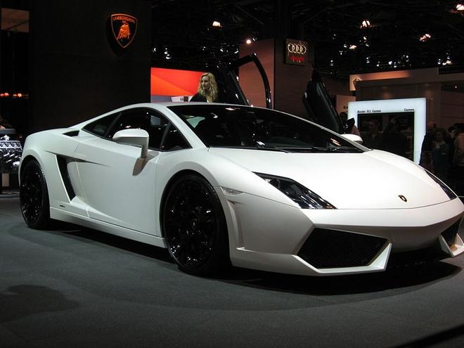 10 Phien Bản đặc Biệt Của Sieu Xe Lamborghini Gallardo Sieu Xe