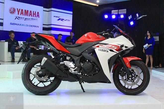 Yamaha R25 duoc san xuat the nao? hinh anh