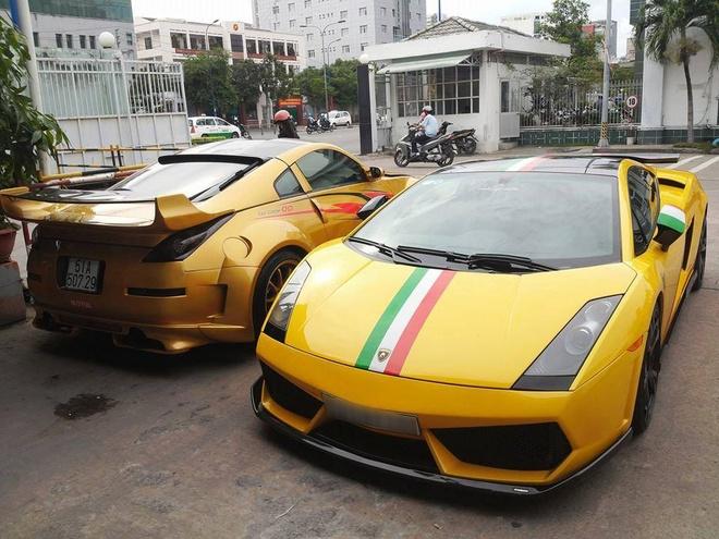 Lamborghini Aventador cua Minh nhua tai xuat o Sai Gon hinh anh 2