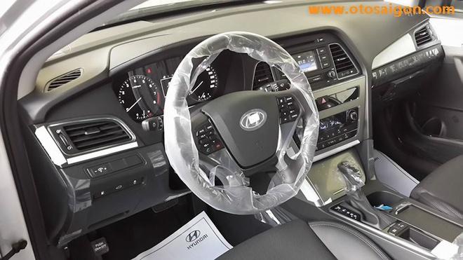 Hyundai Sonata the he moi xuat hien o Viet Nam hinh anh 2