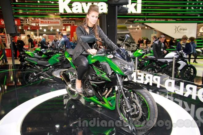 Kawasaki Z300 lan dau ra mat, gia khoang 170 trieu dong hinh anh