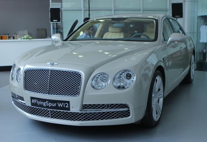 Bentley ky vong ban 15-20 xe moi nam tai Viet Nam hinh anh
