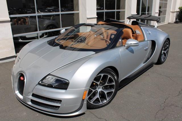 Nhung sieu xe Bugatti Veyron hang doc duoc rao ban hinh anh