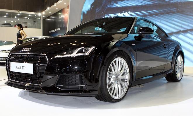 Audi TT 2015 ra mat o Viet Nam voi gia 1,78 ty dong hinh anh
