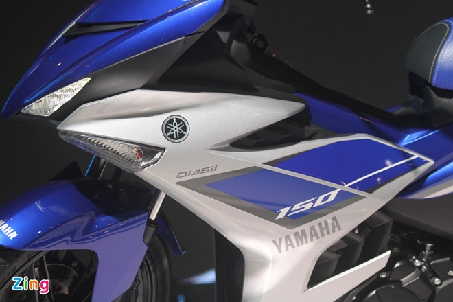 Anh, video thuc te Yamaha Exciter 150 tai le ra mat hinh anh 7