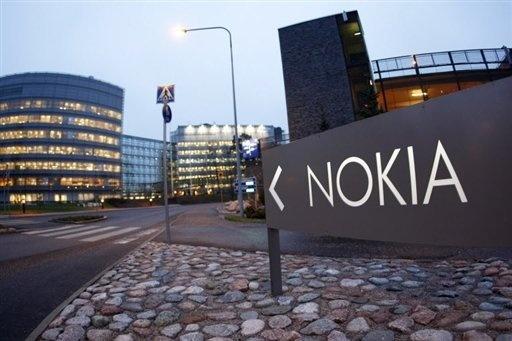 Nokia tu nha may bot giay den thong tri thi truong di dong hinh anh