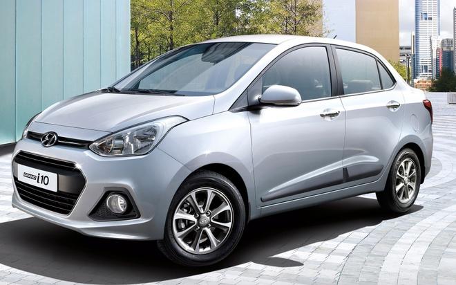 Hyundai Grand i10 sedan gia 399 trieu dong o Viet Nam hinh anh