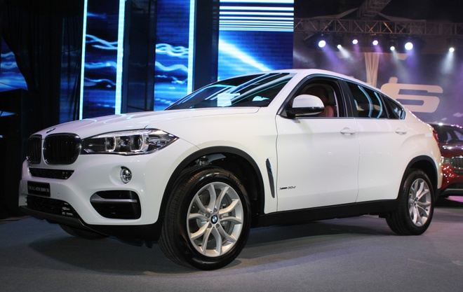 BMW X6 the he 2 ra mat o VN voi gia gan 3,4 ty dong hinh anh